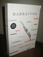 1st Edition Barracuda Christos Tsiolkas Advance Uncorrected Proof Fiction Novel