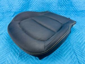 Kia Soul Front Passenger Seat Lower Cushion Cloth Black 2014-2019 OEM