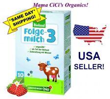 *Free Expedited Shipping* Lebenswert Organic Stage 3 Baby Infant Milk Formula