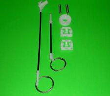 SKODA OCTAVIA window regulator repair kit / rear left S876