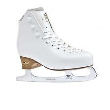Patins Edea Brio Ivory lame Balance patinage artistique