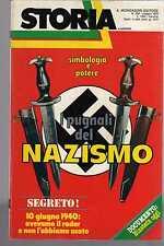 storia illustrata - numero speciale maggio 1979 - simbologia e potere