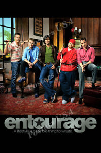 Posters USA - Entourage TV Show Series Poster Glossy Finish - TVS201