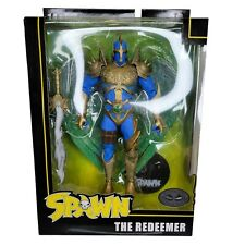 Spawn Deluxe Figure The Redeemer Platinum Series McFarlane Rare Chase Variant