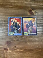 """Emek """"Stoned Wars 3"""" Stickers Set Of 2 Art Stickers Only Pearl Jam 3 X 4 Inches"""