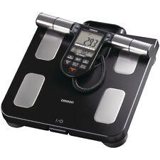 NEW Omron Hbf-516b Full-body Sensor Body Composition Monitor & Scale (black)