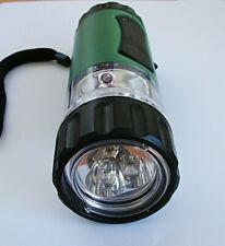 Triple LED Wind Up Rechargeable Torch