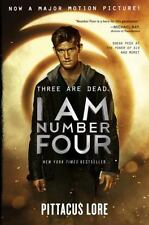 I Am Number Four Movie Tie-In Edition (lorien Legacies): By Pittacus Lore