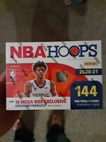 2020 - 2021 Panini Nba Hoops Mega Box Ja Morant Zion RC Auto IN HAND Lamelo Ball