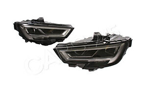 Set for AUDI A3 NEW LED Headlight LEFT + RIGHT RH