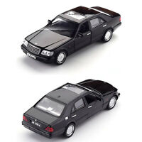 Benz S-W140 1:32 Alloy Diecast Model Car Toy Collection Sound&Light Kids Gift