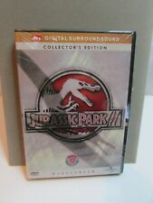 Jurassic Park Dvd Collection ~Jurassic Park ~ The Lost World & Jurassic Park Iii