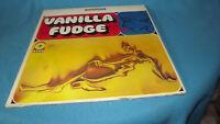 Vanilla Fudge Self Titled 33 RPM Vinyl LP Atco 33-224