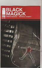 IMAGE COMICS BLACK MAGIC #2 NOVEMBER 2015 VARIANT B 1ST PRINT NM