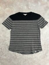Orlebar Brown Navy White Stripe T Shirt Boys Age 6 Exc Cond Kids