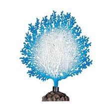 Aquatop Silicone Coral Branch Decor - Blue/White