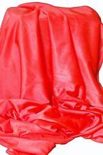 "CORAL MELON Nylon Tricot Sewing Fabric 40 DENIER * Yoga Hammocks  110"" Wide"