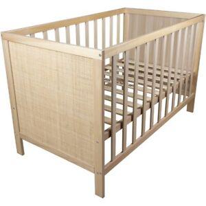 Childcare Rattan Cot