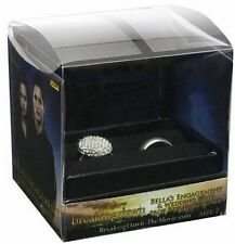 NECA TWILIGHT BREAKING DAWN PART 2 SIZE 7 RING AND BAND SET 23364