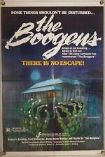 THE BOOGENS FF ORIG 1SH MOVIE POSTER ANNE-MARIE MARTIN JEFF HARLAN HORROR (1981)