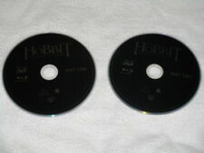 3D Movie Blu Ray THE HOBBIT AN UNEXPECTED JOURNEY 2 DISC SET DISC ONLY  ^/*