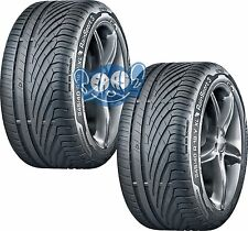 225/45 17 UNIROYAL 91Y RAINSPORT 3   2254517    2 NEW HIGH PERFORMANCE CAR TYRES