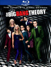 The Big Bang Theory: The Complete Sixth Season 6     Blu-ray/DVD Combo Pack