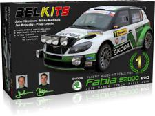 Belkits bel-004 - 1/24 Skoda Fabia s2000 - 2012 Barum Czech rally zlin-nuevo
