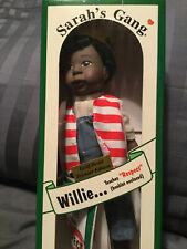Aa Sarah'S Gang Willie Doll From Sarah'S Attic 1996 Love-Respect-Dignity