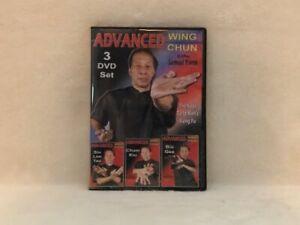ADVANCED WING CHUN (3) DVD Set siu lim tao chum kiu biu gee form application