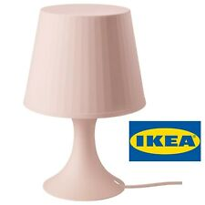 "Ikea LAMPANTable lamp , light pink 11"" 803.990.67 BRAND NEW (no bulb)"