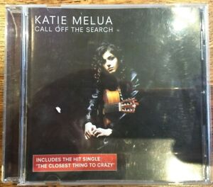 Katie Melua Call Off the Search CD Femal Vocal Rock Pop Album