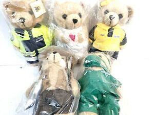 NRMA Care Flight Teddy Bears Bulk Collection Brand New Sealed Retired Editions