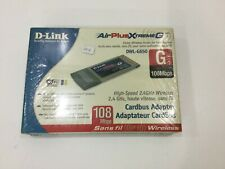 New listing D-Link Cardbus Adapter