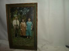 art deco picture frame, portrait, 6  by 10 inches, #557