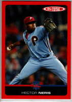 Hector Neris 2019 Topps Total Red #882 /10