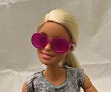 Barbie Mattel Doll DaisyTravel Pink Sunglasses Fashion Accessory New