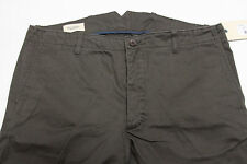 NWT SUITSUPPLY Green Selvedge Chino 'Bennet Fit'Sz 36