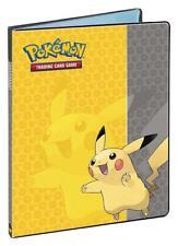 Pokemon: Ultra-Pro 9-Pocket Portfolio :: Pikachu :: 10 Pages : 180 Cards Album