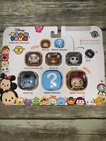 Disney TSUM TSUM Series 4 Figures NEW  Eeyore Capt Hook Jack Bambi Fast Shipping