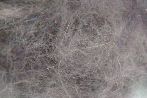2g dubbing LAPIN angora GRIS ARDOISE montage mouche fly tying hare