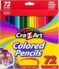 Cra Z Art Colored Pencils 72 Count