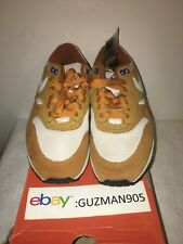 2003 Nike Air Max 1 Curry Size 8 306295 711 Patta Euro Mesh Atmos Jordan 90 87
