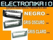 MARCO RADIO 1DIN RENAULT MEGANE SCENIC DE 1996 - 2002 NEGRO