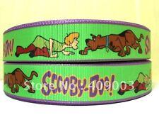 """Scooby Doo Cinta 7/8"""" ancho nuevo vendedor Reino Unido Libre P&P"""