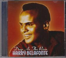 HARRY BELAFONTE - DEEP AS THE RIVER - CD - NEW -