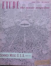 SUPERIOR SHIPPING Etude  The Music Magazine June 1948