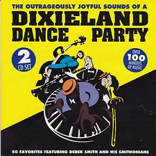 DIXIELAND DANCE PARTY Derek Smith and his Smithonians - 2 CD Set