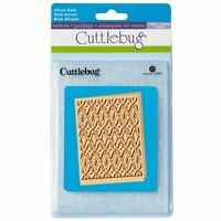 Cricut Cuttlebug Emboss A6 African Batik (Universal for all Machines)