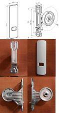 Recogedor KLIKO embutido, persiana enrollable, con placa, sin tornillos, blind.